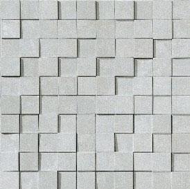 Marca Corona Re-Action Mosaic Grey 3883 Tile & Stone