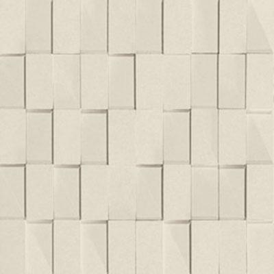 Marca Corona Skyline Brick Mosaic White - 5920 Tile & Stone