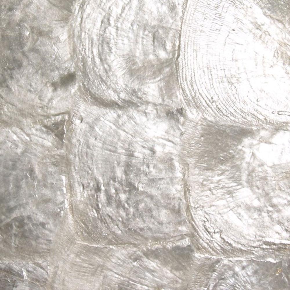 SeaTile SeaTile Capiz Shell 8 x 8 Capiz White Tile & Stone