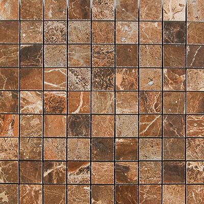 Megatrade Corp. Thrill Polished Mosacio Rock Tile & Stone