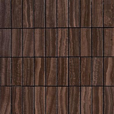 Megatrade Corp. Velvet Mosaico 12 x 12 Moka Tile & Stone