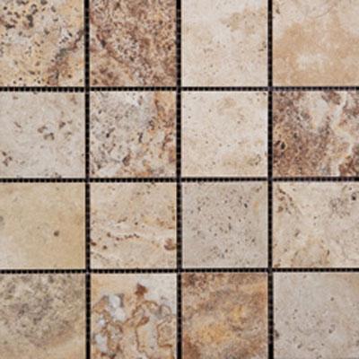 Megatrade Corp. Vitality Mosaic Fire Tile & Stone