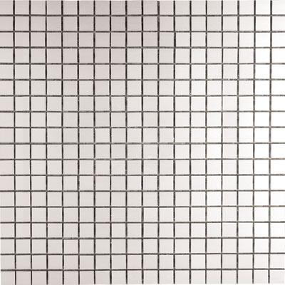 Metal Border Pure Metal Mosaic .5 x .5 Satin Tile & Stone