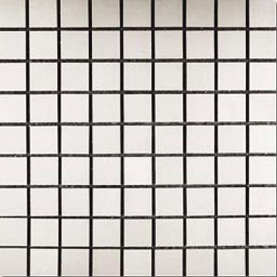 Metal Border Pure Metal Mosaic 1 x 1 Satin Tile & Stone