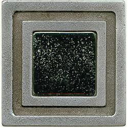 Miila Studios Aluminum Milan 4 x 4 Milan Black Sky Tile & Stone
