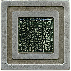 Miila Studios Aluminum Milan 4 x 4 Milan With Snowy Forest Tile & Stone