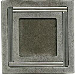 Miila Studios Aluminum Monte Carlo 4 x 4 Monte Carlo Tile & Stone