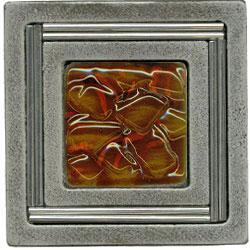 Miila Studios Aluminum Monte Carlo 4 x 4 Monte Carlo With Brandy Tile & Stone