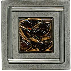 Miila Studios Aluminum Monte Carlo 4 x 4 Monte Carlo With Earth Crystal Tile & Stone