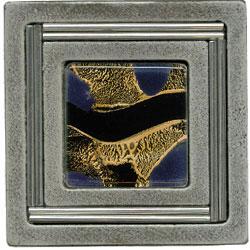 Miila Studios Aluminum Monte Carlo 4 x 4 Monte Carlo With Gypsy Gold Tile & Stone