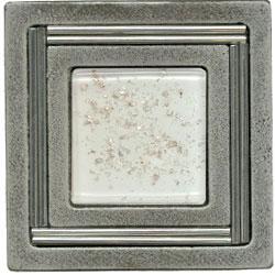 Miila Studios Aluminum Monte Carlo 4 x 4 Monte Carlo With Snowfall Tile & Stone