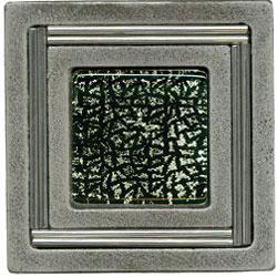 Miila Studios Aluminum Monte Carlo 4 x 4 Monte Carlo With Snowy Forest Tile & Stone