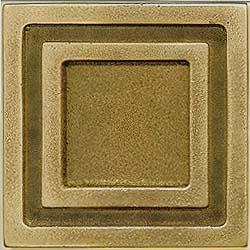 Miila Studios Bronze Milan 4 x 4 Milan Tile & Stone