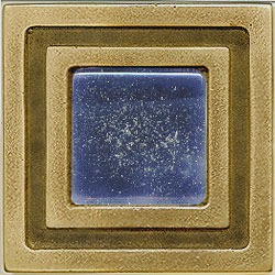 Miila Studios Bronze Milan 4 x 4 Milan With Denim Tile & Stone