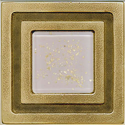 Miila Studios Bronze Milan 4 x 4 Milan With Orchid Tile & Stone