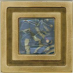 Miila Studios Bronze Milan 4 x 4 Milan With Royal Oak Tile & Stone