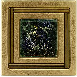 Miila Studios Bronze Monte Carlo 4 x 4 Monte Carlo With Galaxy Tile & Stone