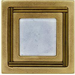 Miila Studios Bronze Monte Carlo 4 x 4 Monte Carlo With Sky Tile & Stone