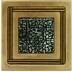 Miila Studios Bronze Monte Carlo 4 x 4 Monte Carlo With Snowy Forest Tile & Stone
