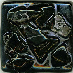 Miila Studios Stony Creek Glass Tile 4 x 4 Midnight Sky Tile & Stone