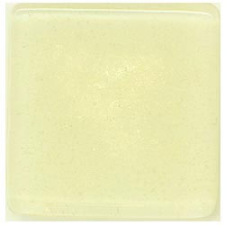 Miila Studios Studio Line Glass Tile 6 x 6 Light Lemon Tile & Stone