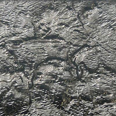 Oceana Glass Tiles 6 x 6 Platinum Tile & Stone