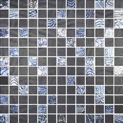 Onix Mosaico Nature Blends Mosaic Upsala Dark Grey Tile & Stone