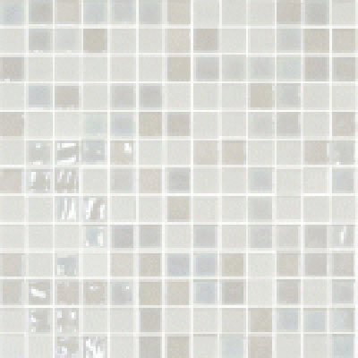 Onix Mosaico Stone Glass Blend Mosaic Opalo/Blanco Tile & Stone