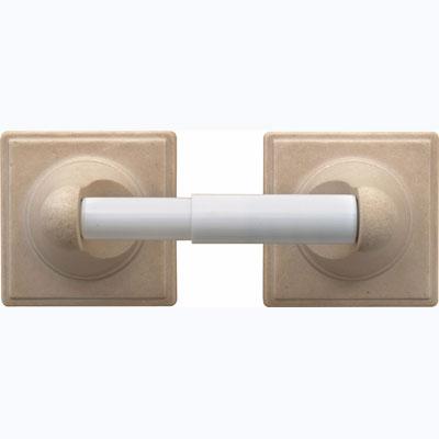 Questech Portico Bath Accessories Travertine Paper Holder Tile & Stone