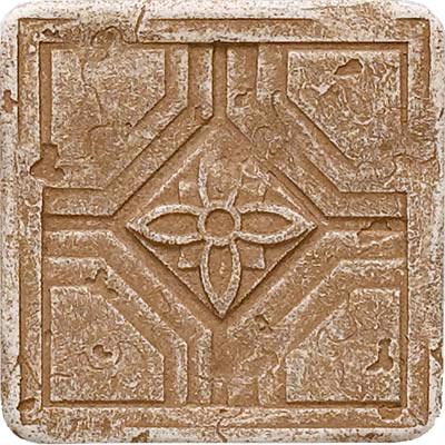 Questech Dorset Floor Accents - Noche Coventry Dot Tile & Stone