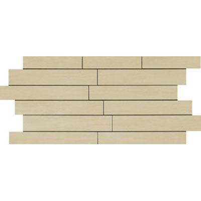 Ragno Revision 12 x 24 Mosaic Beige Tile & Stone