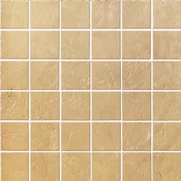 Serenissima Ceramics Liberty Mosaic Gold Tile & Stone