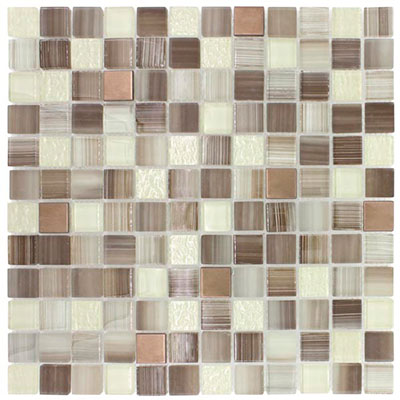 Elida Ceramica Directions Mosaic Open Lands Tile & Stone