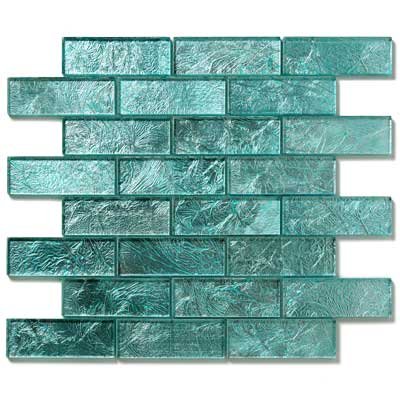 Solistone Folia Glass Juniper Tile & Stone