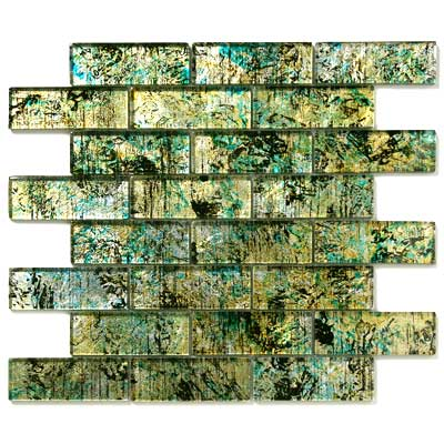 Solistone Folia Glass Octotillo Tile & Stone