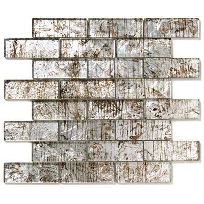 Solistone Folia Glass Silver Maple Tile & Stone