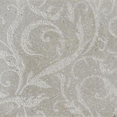 Solistone Terrazzo Etched 15 x 15 Calabria Grigio Tile & Stone