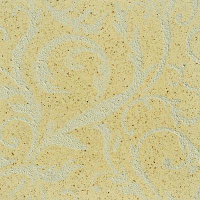 Solistone Terrazzo Etched 15 x 15 Calabria Luce Tile & Stone