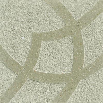 Solistone Terrazzo Etched 15 x 15 Firenze Grigio Tile & Stone