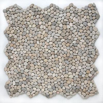 Solistone Micro Pebbles Playa Beige Tile & Stone