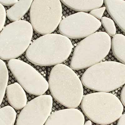 Solistone Royale Pebbles Mosaic Arabela Tile & Stone