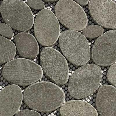Solistone Royale Pebbles Mosaic Jebero Tile & Stone