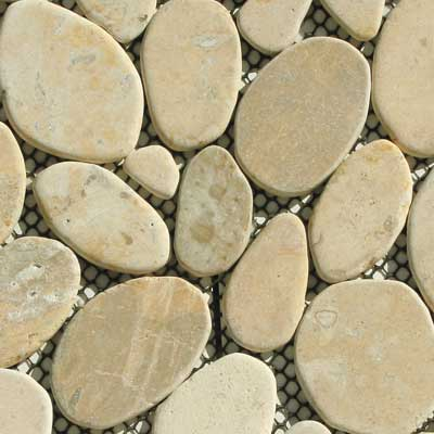 Solistone Royale Pebbles Mosaic Ticuna Tile & Stone