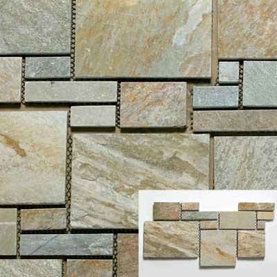 Solistone Versailles Slate 25 x 12 En Ville Tile & Stone