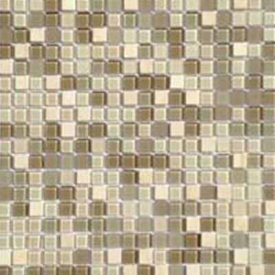 Tesoro Stone & Glass - Staggered Mini Mosaics 09 Mini Tile & Stone