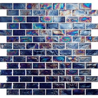 Tesoro Reflections - 1 x 2 Mosaic Provacative Tile & Stone