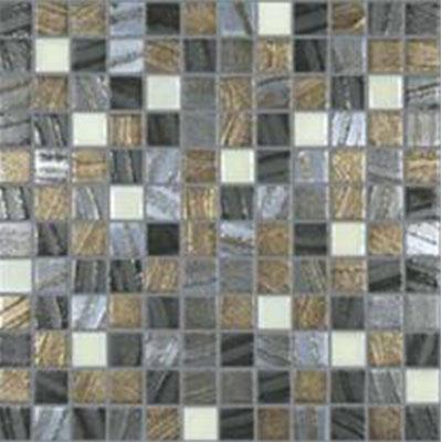 Tesoro Jazzy Glow Mosaic Jazzy Glow Tile & Stone