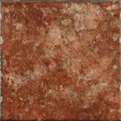 Tesoro Mediterranea 6 x 6 Rosso Tile & Stone