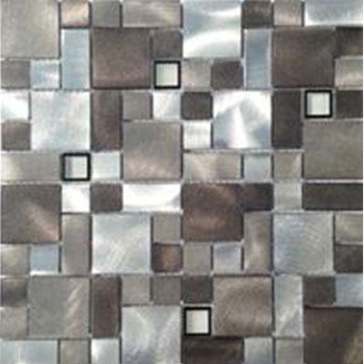 Tesoro Metallica Mosaic #3 Pattern Tile & Stone