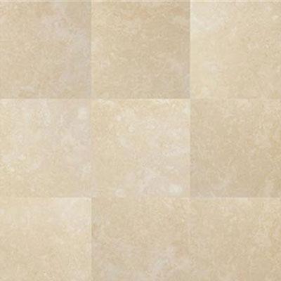 Tesoro Pietra Antica Select Travertine 18 x 18 Traditional Ivory Tile & Stone